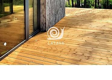 Naujas ergonomiškas ir ekologiškas namas ypatingoje vietoje