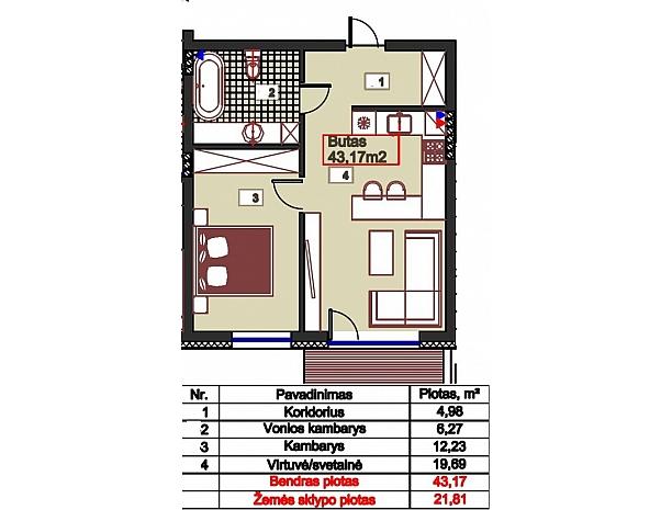 Šilti ir kokybiški butai Užliedžiuose 4
