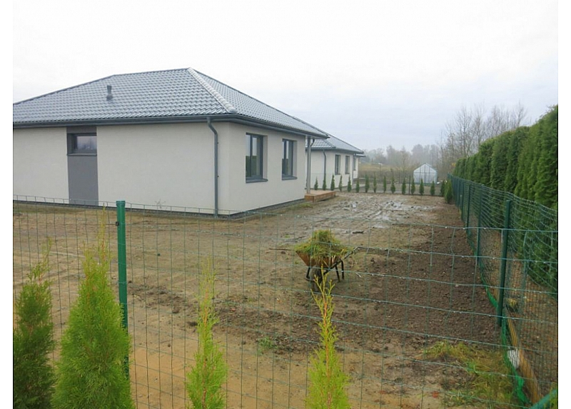 1 aukto nauji namai Ringauduose