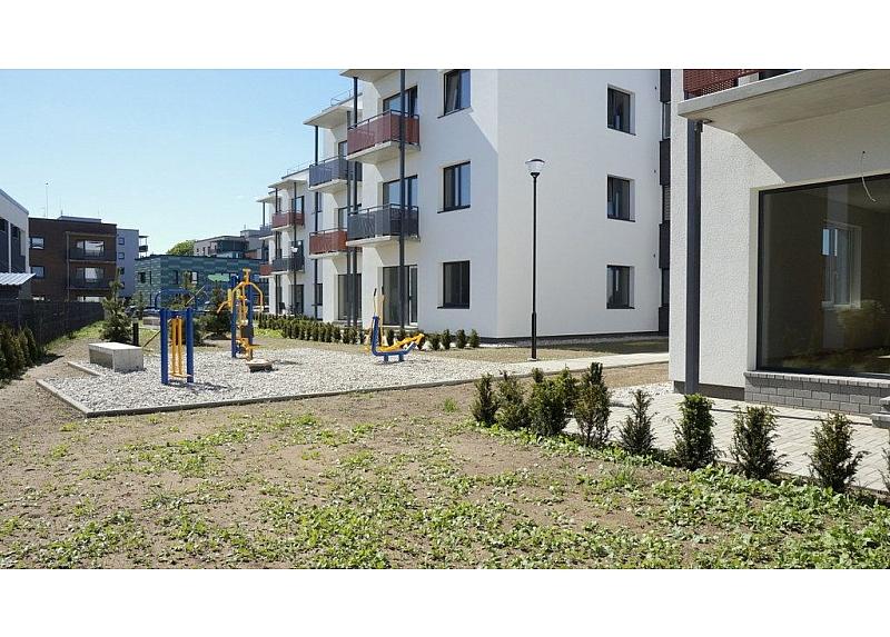 Lazdynėlių kvartalo butai