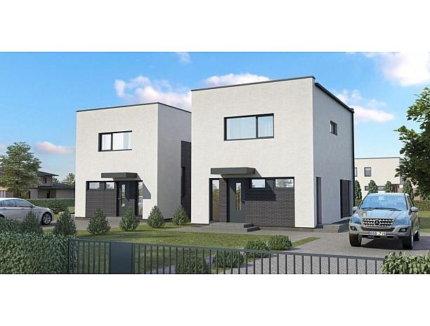 Naujos statybos namas  Domeikavoje 2