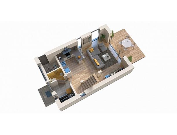 Naujos statybos namas  Domeikavoje 4
