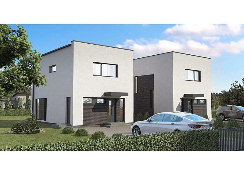 Naujos statybos namas  Domeikavoje
