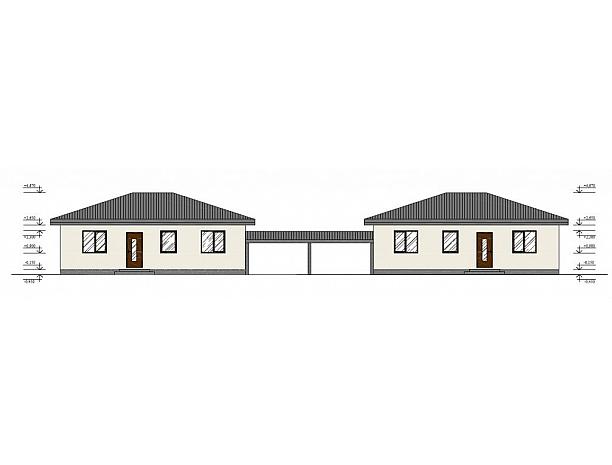A+ klasės kompaktiški namai Aleksote 1