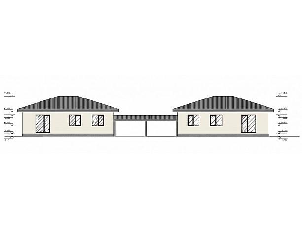 A+ klasės kompaktiški namai Aleksote 2