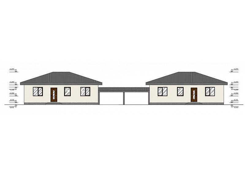 A+ klasės kompaktiški namai Aleksote