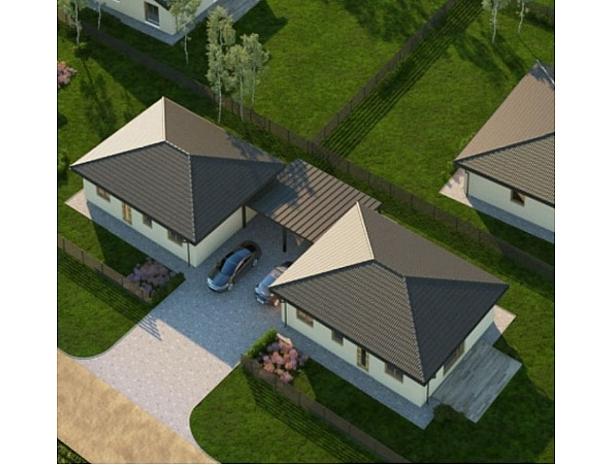 A+ klasės kompaktiški namai Aleksote 5