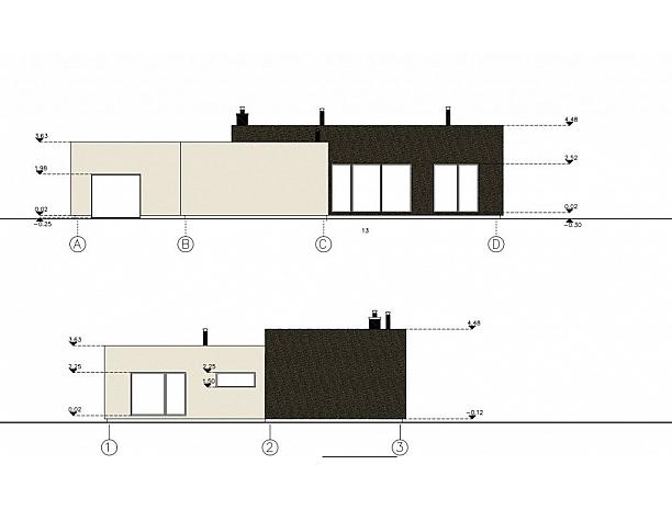 A klasės erdvus ir modernus namas Panemunėje 2