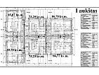 Įvairios kvadratūros kotedžai Ringauduose 3