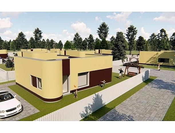Nauji vieno aukšto namai Užliedžiuose 2