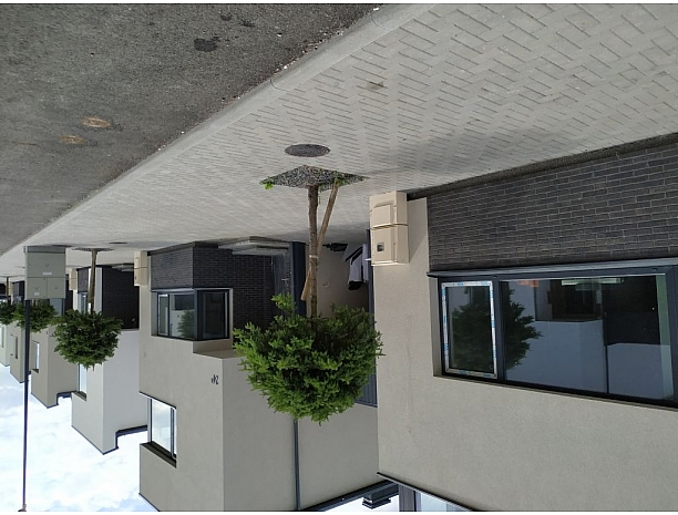 Pilnai įrengtas kotedžo tipo namas su garažu Vytėnuose 1