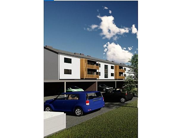 Įvairios kvadratūros butai Užliedžiuose 2